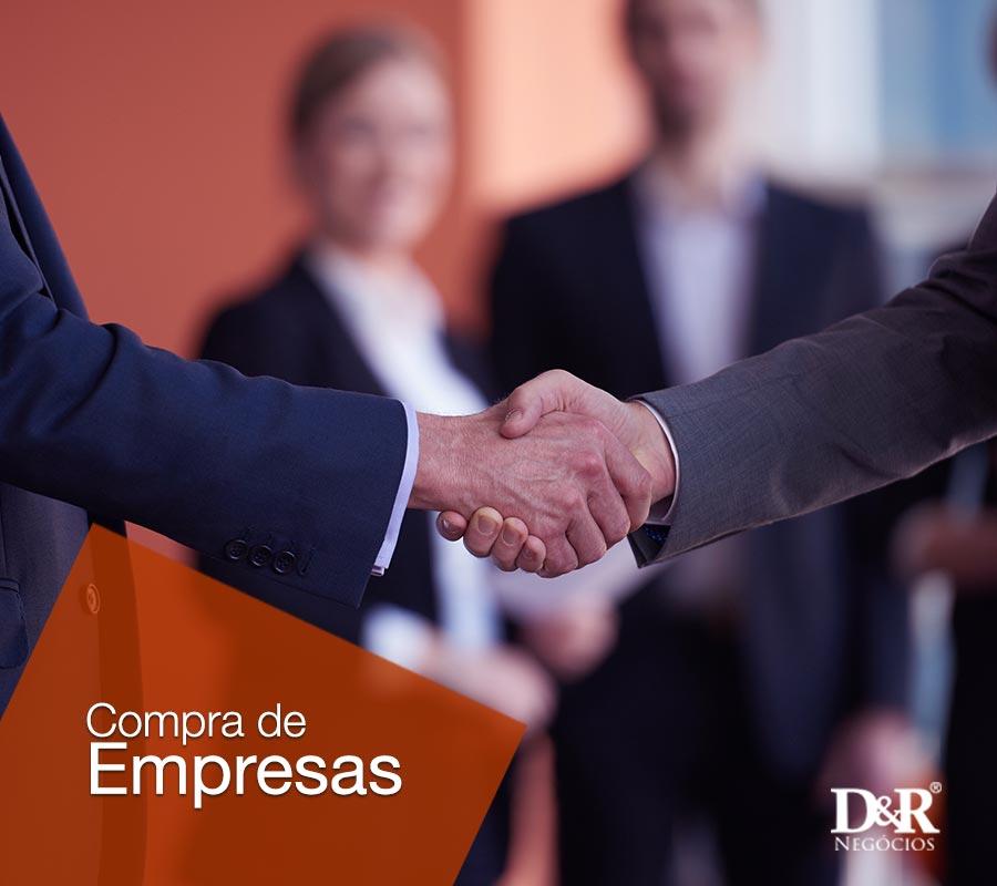 D&R Negócios - Compra de empresas.